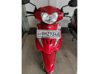 TVS Wego Red/black sale