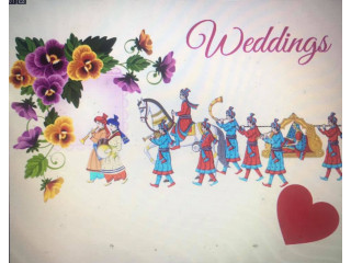 Our creative Wedding stickers comfortable prize in jaffna