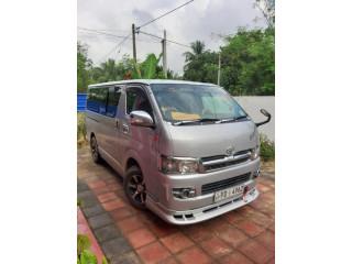 Toyota Hiace Super for sale