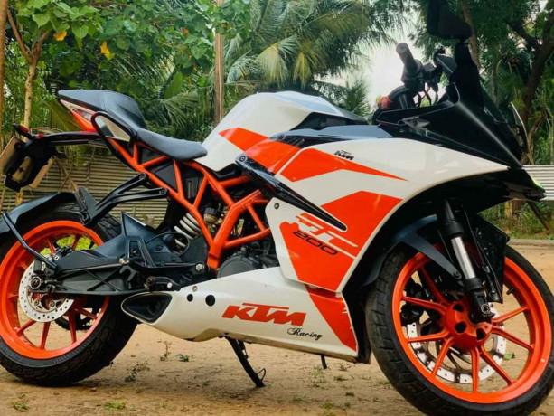 ktm-rc-200-bike-sale-in-jaffna-big-0