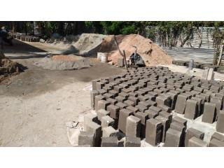 Concerete blocks for sale in Jaffna