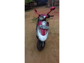 TVS Scooty for sale in jaffna