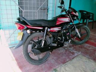 Hero HF deluxe bike for sale