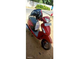 Hero plesure bike for sale in jaffna