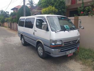 Toyata hiace van for sale in jaffna